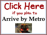 Click Here if you plan to arrive by Metro